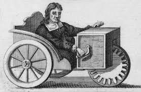 history of recumbent bicycles