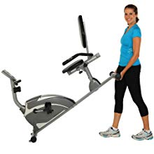 exerpeutic 900xl magnetic recumbent bike pulse