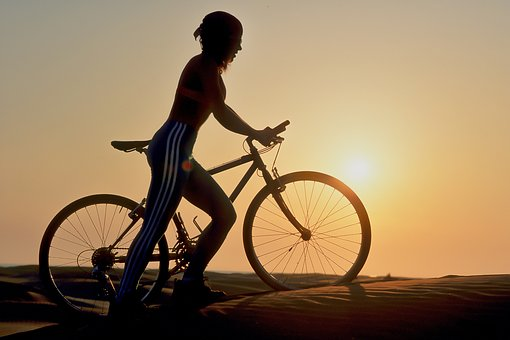 cycling training for women