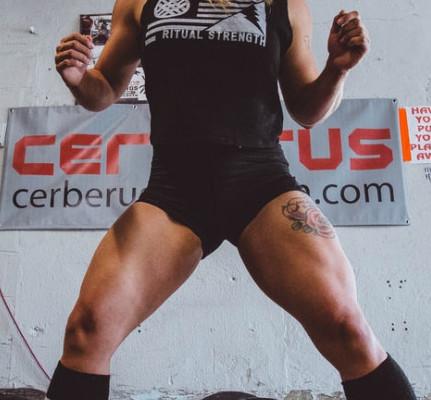 get stronger legs