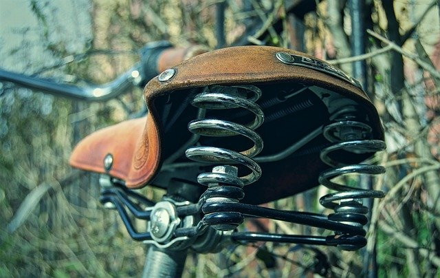 cycling saddle sores